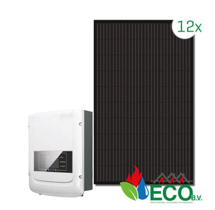 Zonnepanelen set 12 (3960 WP)